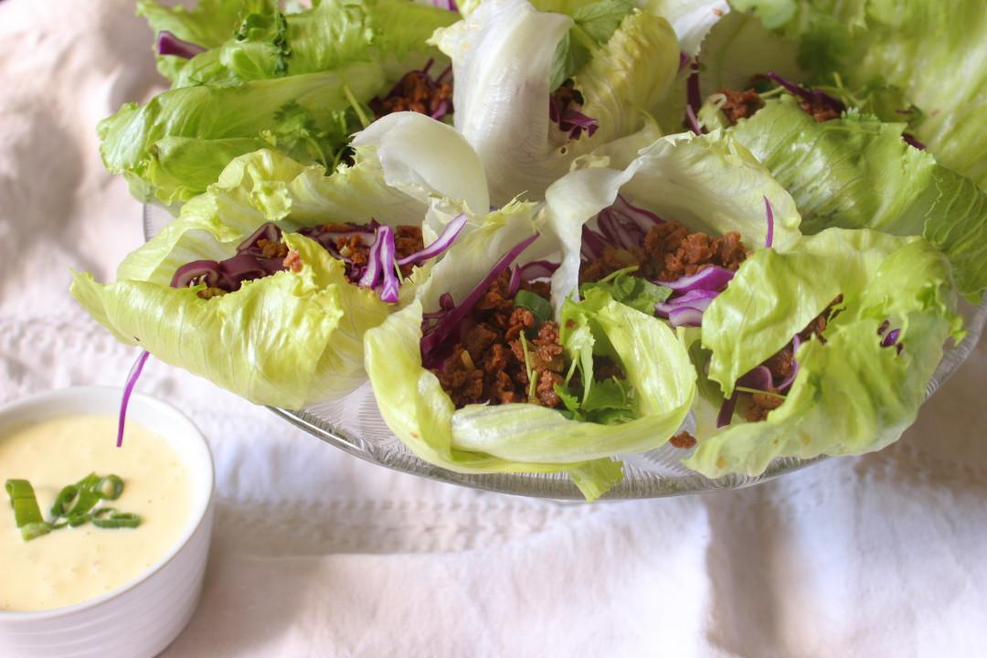 soija-salaattirullat